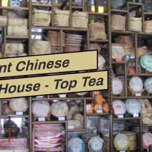 Ancient Chinese Tea House - Top Tea Shops