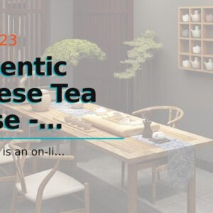Authentic Chinese Tea House - TeaSourcing