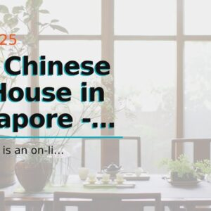 Best Chinese tea House in Singapore - TeaSourcing