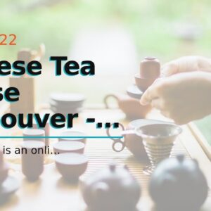 Chinese Tea House Vancouver - Best Tea Shops