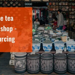 Chinese tea online shop - TeaSourcing