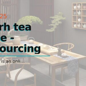 Pu-erh tea house - TeaSourcing