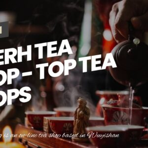 Pu erh tea shop - Top Tea Shops