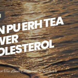 Can Pu Erh Tea Lower Cholesterol