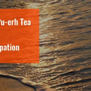 Does Pu-erh Tea Cause Constipation