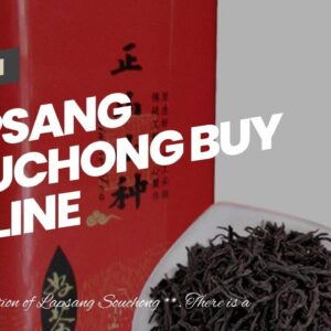 Lapsang Souchong Buy Online