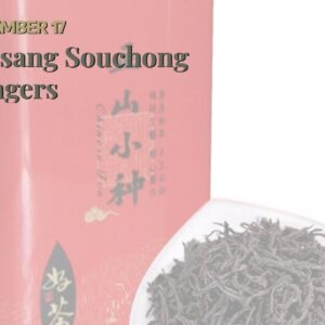Lapsang Souchong Dangers