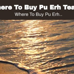 Where To Buy Pu Erh Tea In Sydney