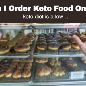Can I Order Keto Food Online
