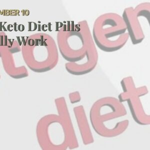 Do Keto Diet Pills Really Work