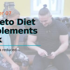Do Keto Diet Supplements Work