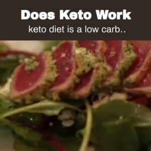 Does Keto Work