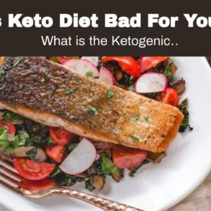Is Keto Diet Bad For Your Heart