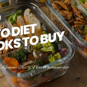 Keto Diet Books To Buy