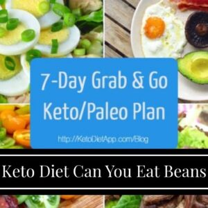 Keto Diet Can You Eat Beans