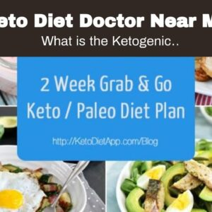 Keto Diet Doctor Near Me