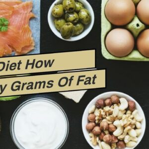 Keto Diet How Many Grams Of Fat Per Day