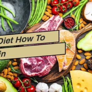 Keto Diet How To Begin