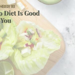 Keto Diet Is Good For You