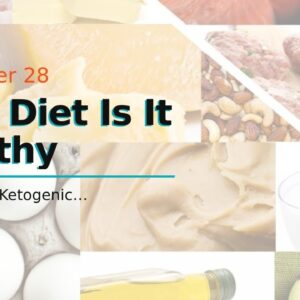 Keto Diet Is It Healthy