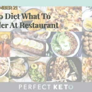 Keto Diet What To Order At Restaurant