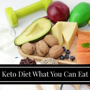 Keto Diet What You Can Eat