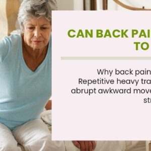 Can Back Pain Lead To Death