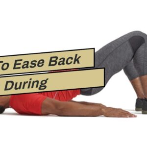 How To Ease Back Pain During Pregnancy