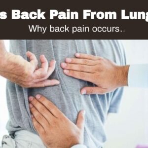 Is Back Pain From Lung Cancer Constant
