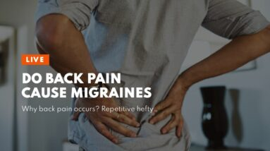 Do Back Pain Cause Migraines