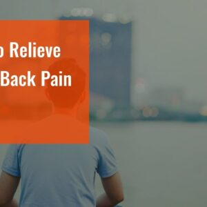 How To Relieve Lower Back Pain Yoga