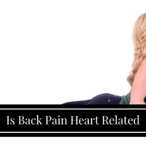 Is Back Pain Heart Related