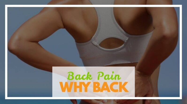 Back Pain When Jogging