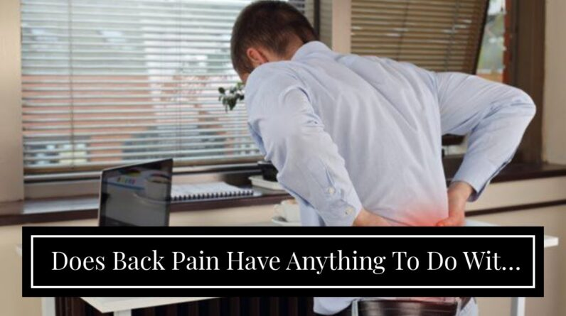Does Back Pain Have Anything To Do With Heart Problems